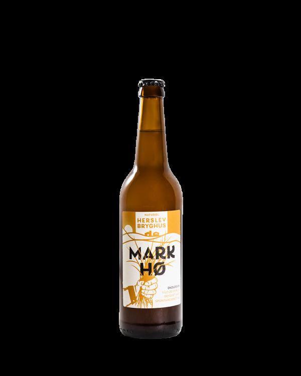 Spontangæret hø øl fra Herslevs marker