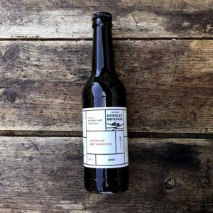 spontangæret og fadlagret hø øl med brettanomyces