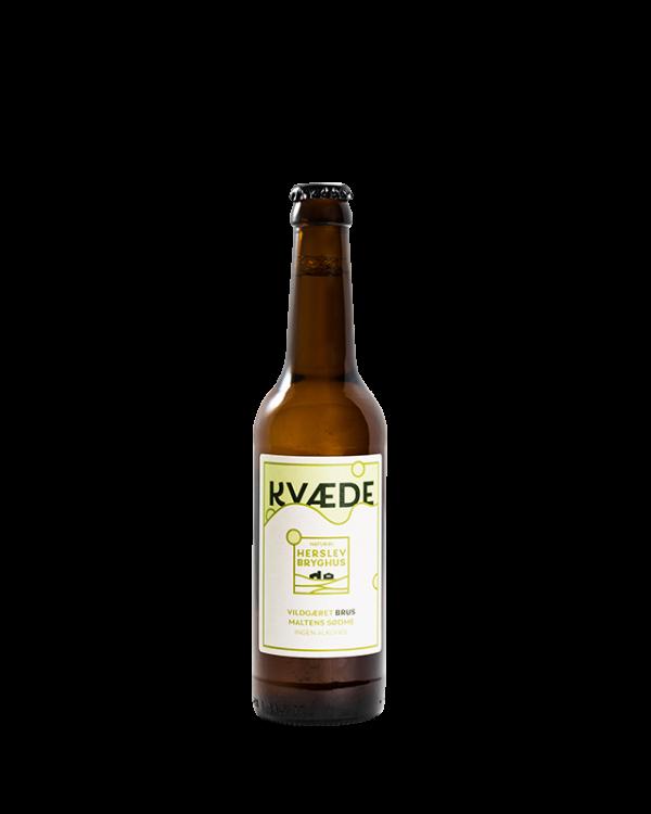 Brus er læskende og alkoholfri brygget på spontangæret hø